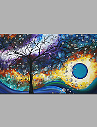 IARTS Handmade Paintings Colorful Designs Decorations