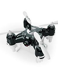 abordables -Drone FQ777 124C 4 Canaux 6 Axes Avec Caméra HD 720P Retour Automatique Mode Sans Tête Vol Rotatif De 360 Degrés Avec Caméra Quadri rotor