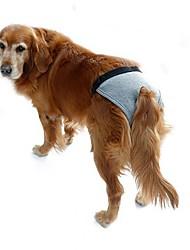 Hund Hosen Hundekleidung Lässig/Alltäglich Solide Schwarz Grau Rose Kostüm Für Haustiere