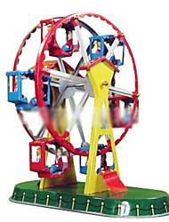 Недорогие -Ролевые игры Игрушка с заводом Ветряная мельница Металл