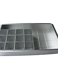 abordables -Set de plats de cuisson Chocolat Gâteau Aluminium A Faire Soi-Même Haute qualité Grosses soldes