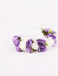 cheap -Oufulga Korea Brides Wrist Flowers Bridesmaid Wrist Flowers Wedding Accessories