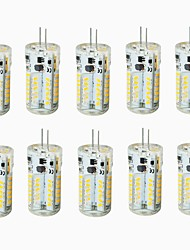 2.5W G4 LED Bi-pin Lights T 57 SMD 3014 150-20 lm Warm White Cold White Natural White 3000-6000 K Waterproof Decorative DC 12 AC 12 AC 24