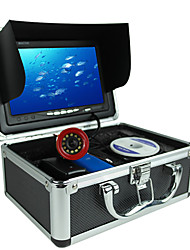 Fish Finder Waterproof LED Sea Fishing Ice Fishing Trolling & Boat Fishing portable LCD None None Wireless 18650 Hard Plastic phantom