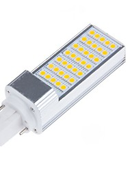 abordables -6.5W E14 G23 G24 E26/E27 LED à Double Broches T 35 diodes électroluminescentes SMD 5050 Décorative Blanc Chaud Blanc Froid 750-800lm