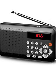 Musik tf-Karte Mini-Lautsprecher-MP3-Player-Radio