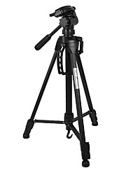 cheap -NEST®WT-3730 3 Sections Camera Tripod Kit SLR Digital Camera Tripod + Head Set