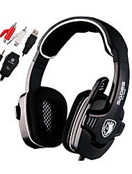 SADES SA922 Pro Stereo Gaming Headphones with Microphone for Pc / Mac / Xbox One / Xbox 360 / PS3 / PS4 / Mobile Phones