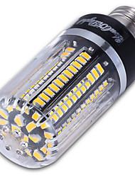 12W E14 E12 E26/E27 LED a pannocchia T 130 leds SMD 5736 Decorativo Bianco caldo Luce fredda 950-1000lm 3000/6000K AC 85-265 AC 220-240