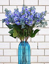 cheap -Hi-Q 1Pc Decorative Flower Lilac Flower Wedding Home Table Decoration Artificial Flowers