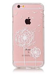 economico -Per retro Ultrasottile / Trasparente / A fantasia Other TPU Morbido Copertura di caso per AppleiPhone 6s Plus/6 Plus / iPhone 6s/6 /