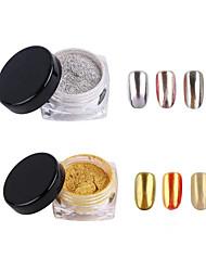 Gioielli per unghie / Glitter & CipriaAltro-2-6*4*1