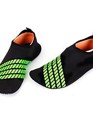 baratos -Sapatos para Água Borracha / Lycra para Adulto - Anti-Escorregar Snorkeling / Surfe / Mergulho