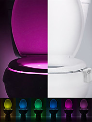YWXLight® Motion Activated Toilet Nightlight LED Toilet Light Bathroom Washroom