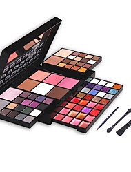 cheap -74 Color Eyeshadow Palette Set 36 Eyeshadow + 28 Lip Gloss +6 Blush +4 Concealer Makeup Kit Cosmetics