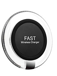cheap -10w Qi Standard Fast Charge Wireless Charger for iPhone X iPhone 8 Samsung Note 8 S9 S9 Plus S8 S8 Plus S7 Or Other Built-in Qi Receiver Smart Phone