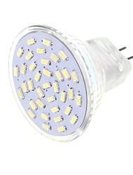 Недорогие -SENCART 600lm G4 / GU4(MR11) Точечное LED освещение MR11 36 Светодиодные бусины SMD 3014 Декоративная Тёплый белый / Холодный белый 12V