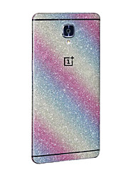 cheap -Luxury Bling 360 Degree Full Body Sticker Case for One Plus 3 Cases Cover Colorful Glitter Back Film Decal