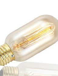 levne -gmy 1ks 38w 100lm t45 edison žárovka vinobraní žárovka 40w e27 ac220-240v vyzdobte žárovku