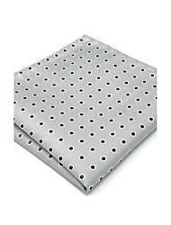 cheap -Men's Work Rayon Necktie - Polka Dot Color Block Jacquard Basic