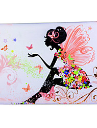 abordables -MacBook Funda para Carcasas de Cuerpo Completo Chica Sexy El plastico MacBook Pro 15 Pulgadas MacBook Air 13 Pulgadas MacBook Pro 13
