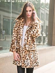 cheap -Ms fashion for autumn/winter warm imitation fur coat coat