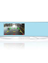 Недорогие -HD рекордер автомобиль зеркало заднего вида вождения рекордер (без карты памяти)