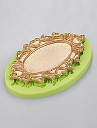 abordables -Outil de pâtisserie Glace Chocolat Cupcake Petit gâteau Gâteau Silicone Economique Haute qualité Mode Ustensile de Cuisine Cake