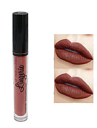 cheap -Waterproof Long Lasting Ny Lipstick Ladies Sexy Super Matte Liquid Lipstick Lip Gloss Lip Lingerie Makeup