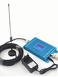 2 g gsm980 gsm 900mhz sinal de reforço amplificador de sinal de telefone celular repetidor de 2g com antena de chicote / antena otário