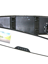 Full HD 1920 x 1080 170 Graus DVR de carro 4.3 Polegadas Dash Cam