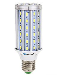 billige -Brelong e14 / e27 / b22 led cornlights 72 smd 5730 450-500 lm varm hvid cool hvid ac 85-265 v 1 stk