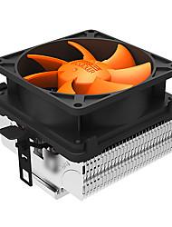 overclocking ventola della CPU AMD Intel radiatore del CPU del radiatore muto