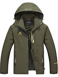 cheap -Men's Women's Hiking Jacket Quick Dry Breathable Casual/Daily Single Slider for Casual Winter L XL XXL XXXL XXXXL