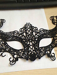 Halloween Party  Show Props Headdress Lace Erogenous Mask