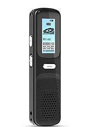 v12 8g haute définition d'enregistrement vidéo de réduction du bruit professionnel casque enregistrement numérique intelligente
