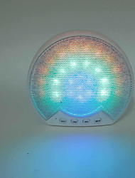 cheap -Colorful Led Lamp Wireless Bluetooth Speaker