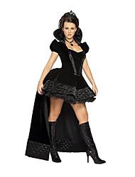Čaroděj/Čerodějnice Královna Pohádkové Cosplay Kostýmy Kostým na Večírek Dámské Halloween Oktoberfest Festival/Svátek Halloweenské kostýmy