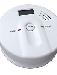 Carbon Monoxide Alarm  with 85 DB Alarm And Liquid Crystal Display And EN5029 Alarm Standard