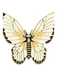 nye kommende emalje sommerfugl form brocher