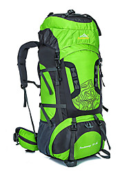 80 L Travel Duffel / Daypack / Backpack / Hiking & Backpacking Pack / External Frame Pack / RucksackCamping & Hiking /
