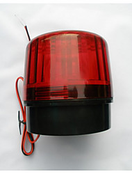 cheap -Red Flashing Lights Flashing Light Motorcycle Anti-Theft Security