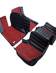 cheap -Automotive Floor Mat Car Interior Mats For universal All years