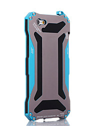 cheap -Case For Apple iPhone 6 iPhone 6 Plus Water Resistant Dustproof Shockproof Back Cover Armor Hard Metal for iPhone 7 Plus iPhone 7 iPhone
