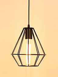 cheap -E26/E27 Pendant Light Traditional/Classic / Vintage / Retro / Country for Metal Living Room / Bedroom / Dining Room