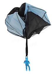abordables -Paracaídas de juguete Novedades El plastico Chica Niños Regalo 1pcs
