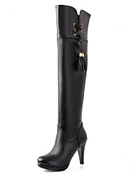 cheap -Women's Heels Spring / Fall / Snow Boots / Riding Boots / Fashion Boots / Motorcycle