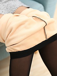 cheap -Women Fleece Lined LeggingPolyester