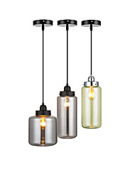 Pendant Light ,  Traditional/Classic Vintage Retro Shiny Feature for Mini Style Acrylic Living Room Dining Room