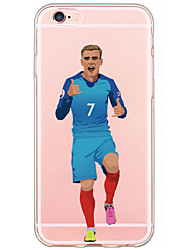 Per iPhone X iPhone 8 iPhone 6 iPhone 6 Plus Custodia iPhone 5 Custodie cover Fantasia/disegno Custodia posteriore Custodia Cartoni
